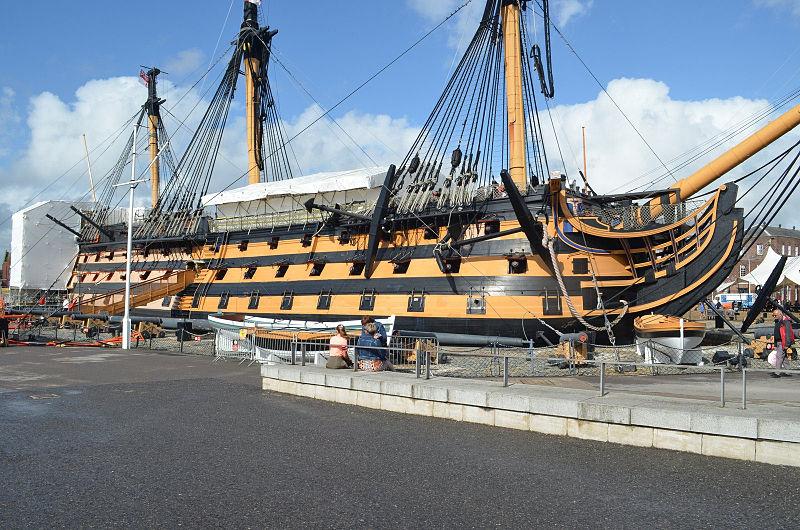 File:HMS Victory 2015.jpg