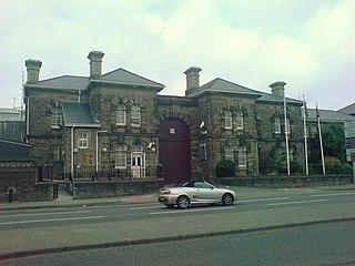 HM Prison Swansea