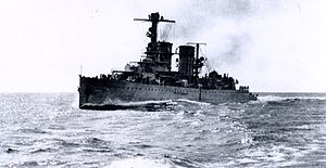 HNLMS Java (1921) - HNLMS Java in 1939, after her reconstruction
