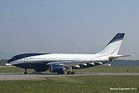 HZ-NSA - A310 - Not Available
