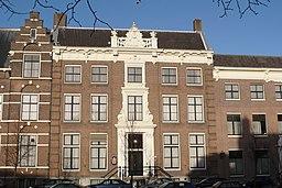 Haarlem Nieuwe Gracht 80 - Bisschoppelijk paleis