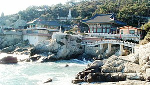 Haedong Yonggungsa Temple, Busan, South Korea
