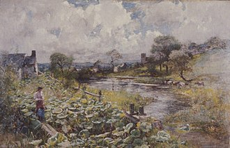 Manchester School of Painters - Spring - Manchester Art Gallery