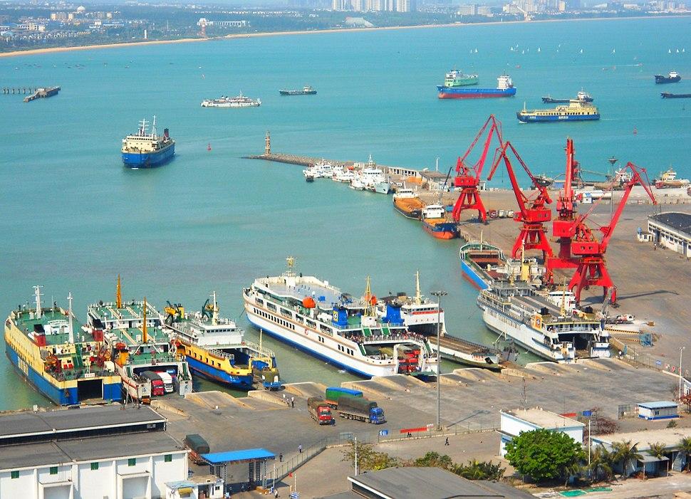 Haikou Xiuying Port 16