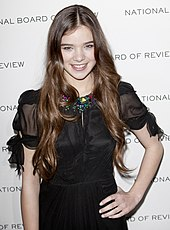 Steinfeld Attending The  National Board Of Review Of Motion Pictures Gala At Cipriani Nd Street In New York City