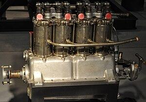 Used Car Engines >> Hall-Scott A-1 - Wikipedia