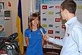 Halyna Pundyk interviewed.jpg