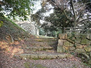 Hamada Castle Castle ruins in Hamada, Japan