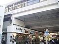 Hamamatsu Station Shinkansen under girder mall MAY-ONE annex(BIC CAMERA).jpg
