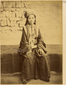 Hami Muslim Woman. Xinjiang, China, 1875 WDL1935.png