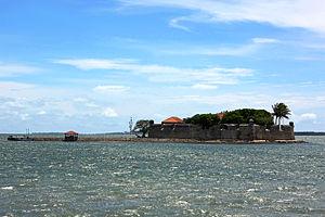 Fort Hammenheil - Image: Hammenheil fort