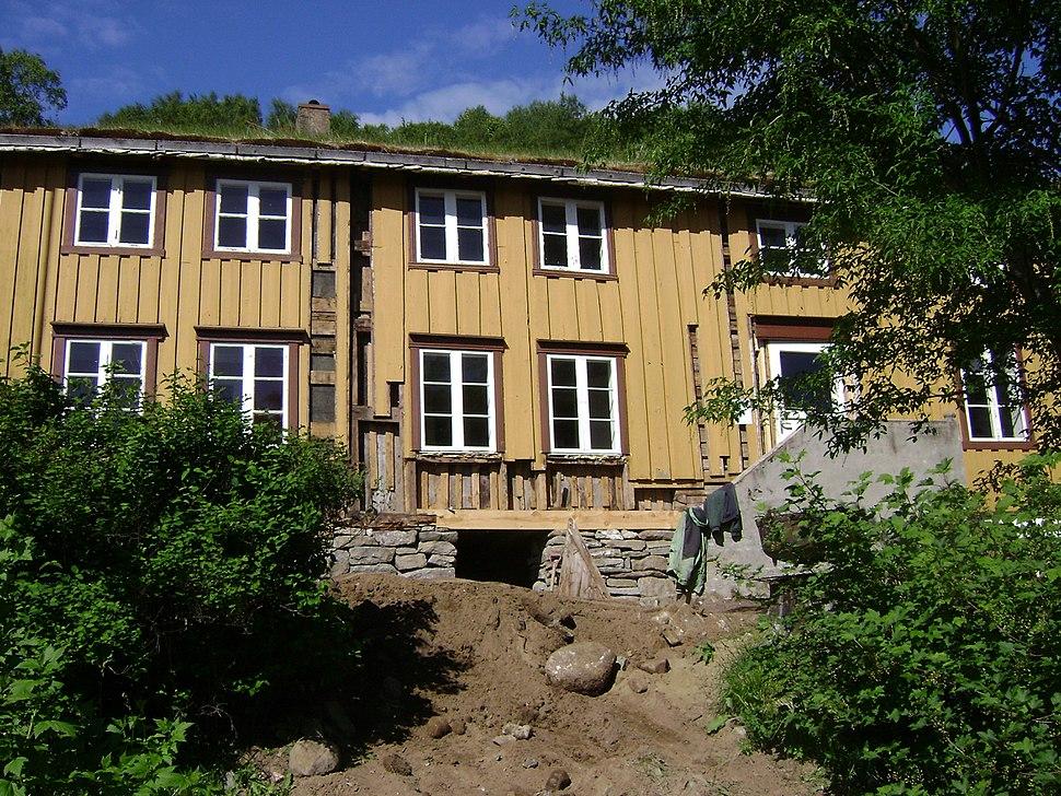Hamsund gård, Hamarøy kommune, Nordland