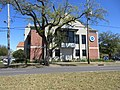 Hancock Whitney Bank, Louisiana Avenue at St. Charles, Uptown New Orleans, 21st March 2019 02.jpg