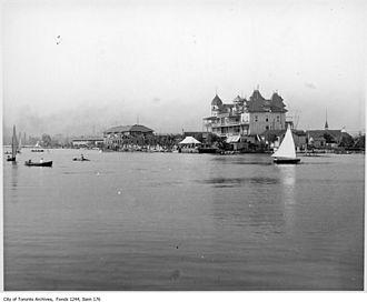 "Lol Solman - Lawrence ""Lol"" Solman was Managing Director of brother-in-law Ned Hanlon's ""Hanlon Hotel"" on Toronto Island."