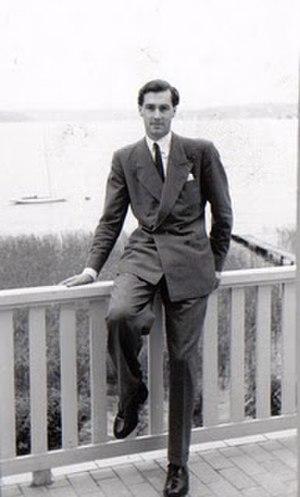 Harald Edelstam - Harald Edelstam in 1946.
