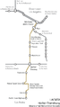 Harbor Transitway Map of the Los Angeles County Metro System.png