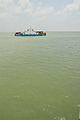 Hasnehana - Utility Type-1 Ferry - River Padma - Paturia-Daulatdia - 2015-06-01 2813.JPG