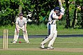 Hatfield Heath CC v. Netteswell CC on Hatfield Heath village green, Essex, England 51.jpg