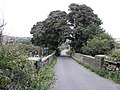 Headley Lane crossing the former Great Northern Railway - geograph.org.uk - 1496247.jpg