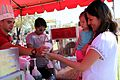 Headquarters and Headquarters Squadron treats Marines, families to picnic 110805-M-NF414-015.jpg