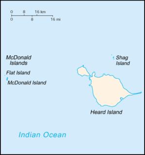 McDonald Islands (volcano)