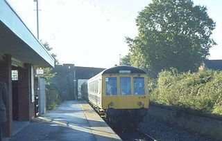 Heath Low Level railway station