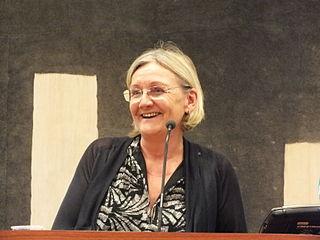 Hege Skjeie Norwegian political scientist