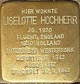 Heidelberg - Stolpersteine Liselotte Hochherr.jpg
