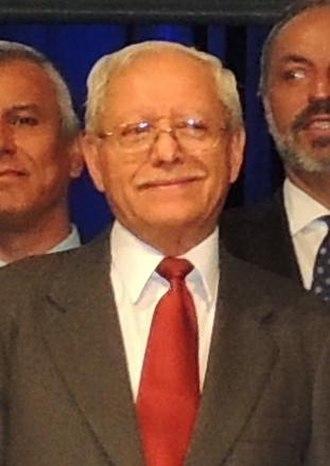 Costa Rican general election, 2014 - Image: Helio Fallas Venegas