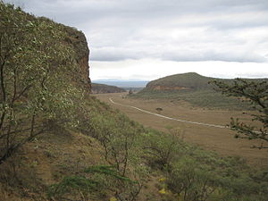 Hell's Gate National Park - Image: Hellsgate