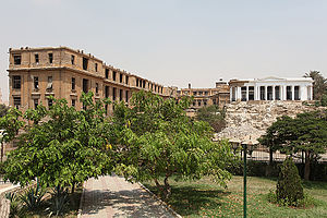 Helwan - Helwan Faruq Palace
