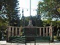 Hemiciclo al encuentro de Morelos e Hidalgo en Indaparapeo - panoramio.jpg