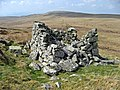 Hen Gysgodfan. Ruined Shelter - geograph.org.uk - 407346.jpg