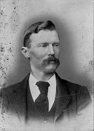 Henry Augustus Field - Henry Augustus Field in 1897
