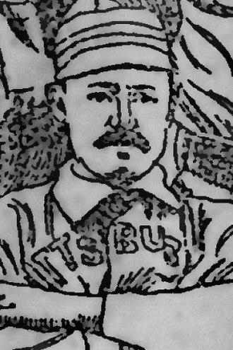 Henry Jones (pitcher) - Image: Henry Jones 1890