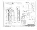Henry S. Linn House, North Allegheny Street, Bellefonte, Centre County, PA HABS PA,14-BELF,1- (sheet 6 of 11).png