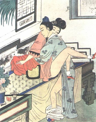 kinesisk sex sex linjen