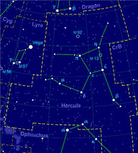 constellation d hercule