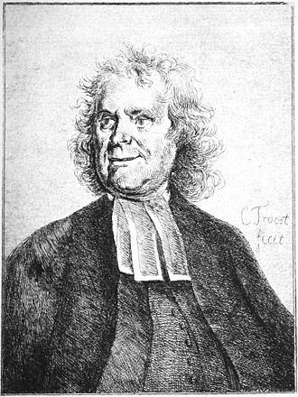 Julien Offray de La Mettrie - In Leiden, La Mettrie studied under the famous physician Herman Boerhaave (pictured above)