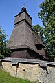 Hervartov, Kostol svätého Františka z Assisi 03.jpg