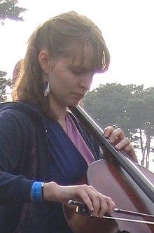 Hildur Guðnadóttir in 2007
