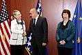 Hillary Clinton, Vjekoslav Bevanda and Catherine Ashton.jpg