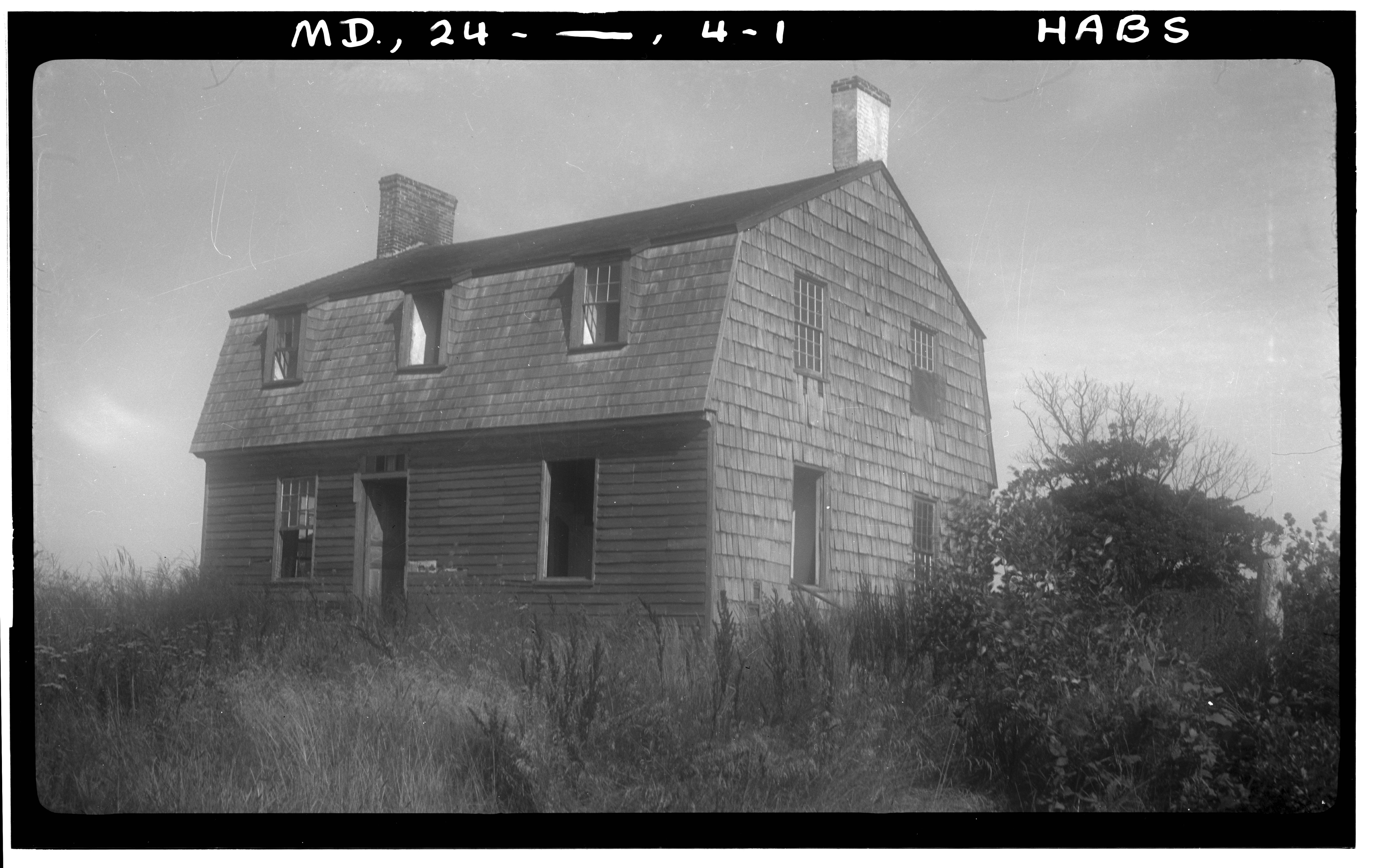 file historic american buildings survey d h smith photographer 1940 view from west gambrel. Black Bedroom Furniture Sets. Home Design Ideas