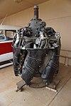 Historic Aviation Memorial Museum August 2018 05 (Pratt & Whitney R-4360 Wasp Major).jpg