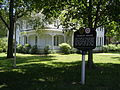 Historic Marker P5300329 Harry Truman house.JPG