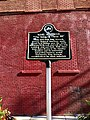 Historical Marker, King Records Building, Evanston, Cincinnati, OH.jpg