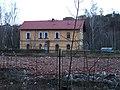 Hlubočepy, staveniště na místě sodovkárny, nádraží Praha-Hlubočepy (01).jpg