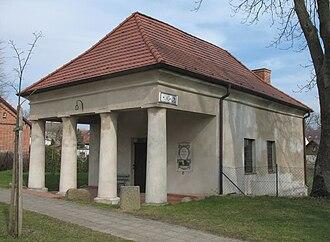 Hohenzieritz - Former forge
