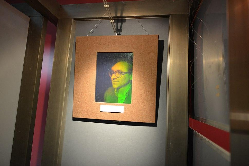 Holographic autoportrait, Sofia