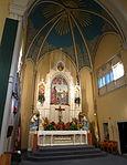 Holy Family Catholic Church (Oldenburg, Indiana) - interior, sanctuary.jpg